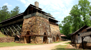 This Historic Park Is One Of Alabama's Best-Kept Secrets