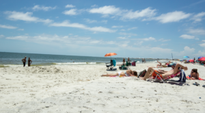 Sink Your Toes In The Sand At The Longest Beach In Alabama