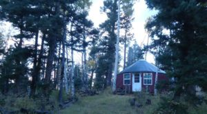 You Can Stay In A Yurt On This Enchanted Mountain In New Mexico