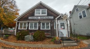 The World's Best Johnnycake Is Made Daily Inside This Humble Little Rhode Island Diner