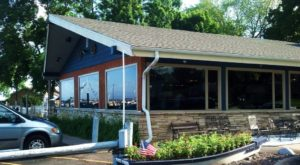 Don't Let The Outside Fool You, This Seafood Restaurant In Wisconsin Is A True Hidden Gem