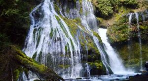 The Ultimate Bucket List For Anyone In Washington Who Loves Waterfall Hikes