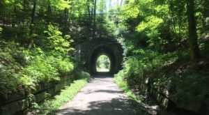 The Tunnel Trail In Massachusetts That Will Take You On An Unforgettable Adventure