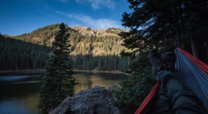 This Incredible Hike Leads To A Lake So Hidden You'll Have It All To Yourself