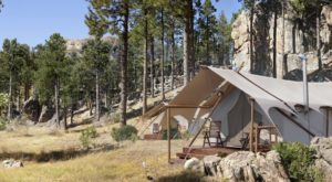 5 Campgrounds In South Dakota Perfect For Those Who Hate Camping