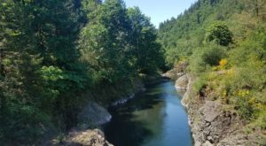 The Swimming Holes Along This Riverside Trail In Oregon Are Perfect On A Summer's Day