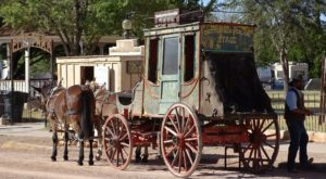 The Tiny Arizona Ghost Town That's Hiding An Unexpected Secret