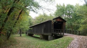 The Enchanting Covered Bridge Hike In Missouri That's Perfect For An Autumn Day