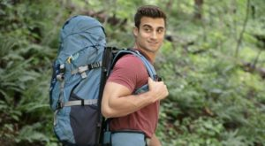 A New Floating Backpack Makes Your Stuff Feel Pounds Lighter