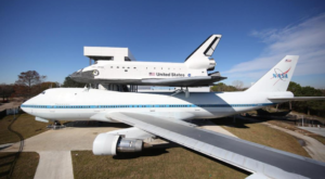 This Unique Camping Opportunity In Texas Lets You Sleep Under A Boeing 747