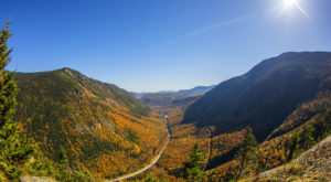 Embrace The Start of Autumn With These 7 New Hampshire Hikes