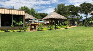 Have Your Very Own Tropical Vacation Right Here Oklahoma At This One Of A Kind Lodge
