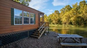 This River Cabin Resort In Oklahoma Is The Ultimate Spot For A Getaway