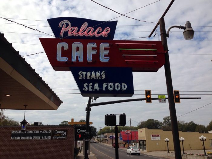 Palace Cafe Opelousas La
