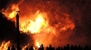 The California Mendocino Wildfire Is Now The Largest In State History