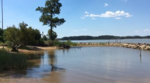 Few People Know There's A Virginia Island You Can Walk To