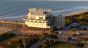 The Beachfront Restaurant In South Carolina Where It Feels Like Summer All Year Long