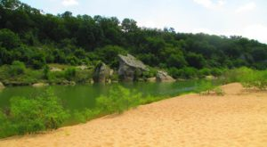 You'll Love Hiking Through This Stunning Nature Preserve Near Austin