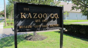 Take This Unexpected Kazoo Factory Tour Near Buffalo For A Totally Delightful Day Trip