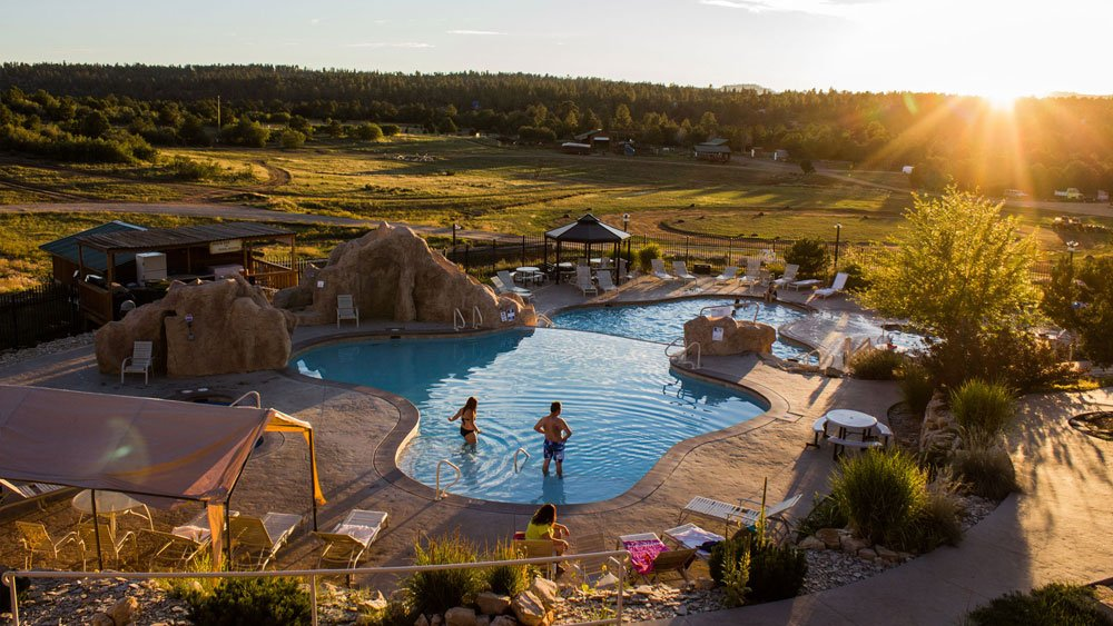 Zion Ponderosa Ranch Resort Is A One Of A Kind Campground