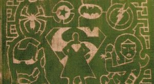 Get Lost In This Awesome 10-Acre Corn Maze Near Pittsburgh This Autumn