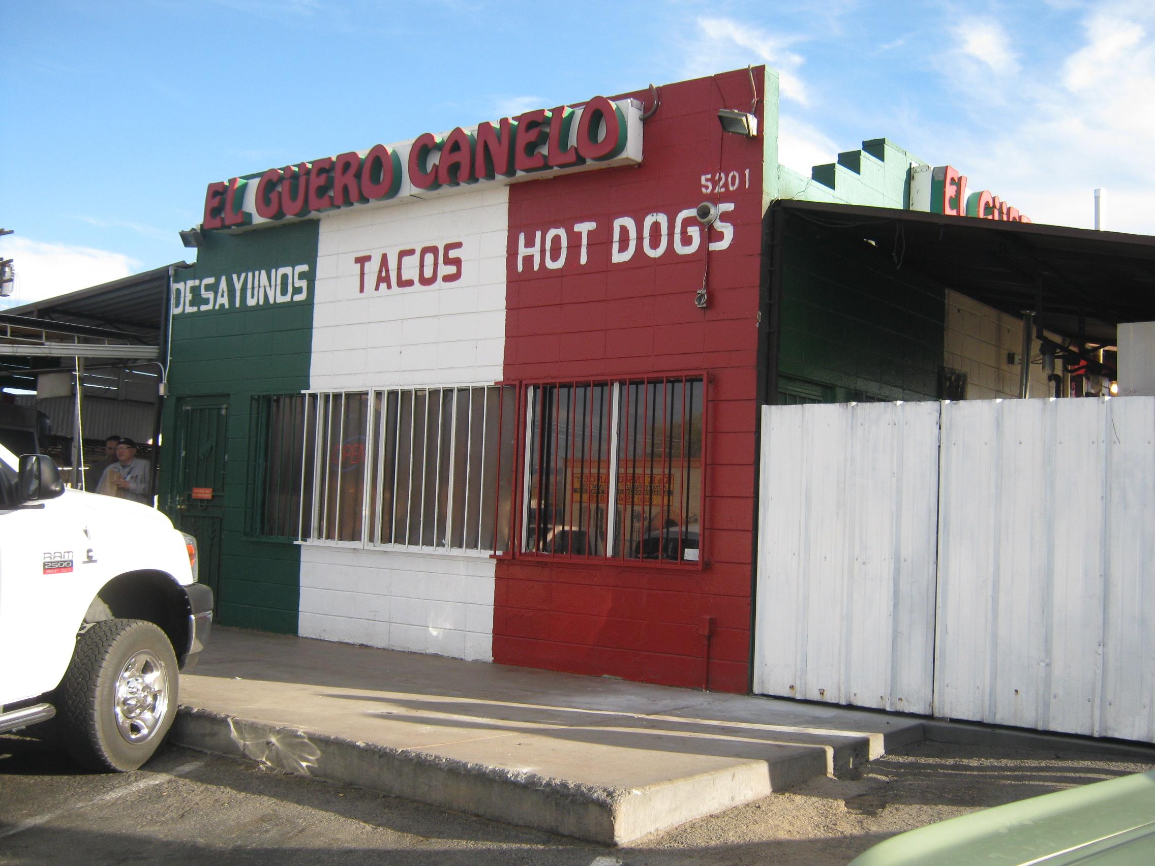 Sonoran Hot Dog San Antonio