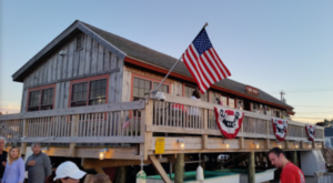 Don't Let The Outside Fool You, This Seafood Restaurant In Rhode Island Is A True Hidden Gem