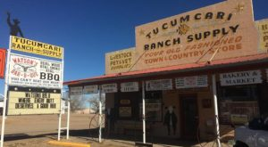 Most New Mexicans Have No Idea This Amazing BBQ Is Hiding Inside An Unassuming General Store