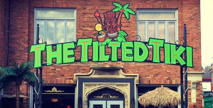 The Tilted Tiki Is A Tropical Beach Themed Restaurant In Stillwater Minnesota You Ll Find It At 324 Main St S Mn 55082