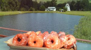 The World's Best Donuts Are Made Daily Inside This Humble Little Montana Bakery