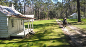 South Carolina's Only Known Fully-Intact Slave Village Is A Somber Step Back In Time