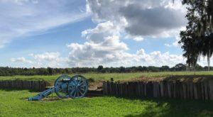 The Historic Park Near New Orleans That Was A Deadly Battleground During The War Of 1812