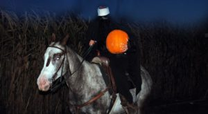 This Haunted Hayride Near Pittsburgh Has Fall Written All Over It