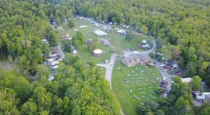 The Massive Family Campground In Pennsylvania That's The Size Of A Small Town