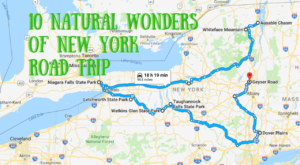 This Scenic Road Trip Takes You To All 10 Wonders Of New York