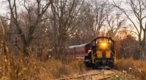 The Haunted Train Ride Through New York That Will Terrify You In The Best Way Possible