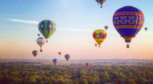 Spend The Day At This Hot Air Balloon Festival In Washington For A Uniquely Colorful Experience