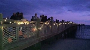 You Won't Want To Miss This Extraordinary Pumpkin Themed Pier In Connecticut