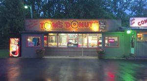 The Award-Winning Donut Bakery In Indiana That's Known For Its Old-Fashioned Ways