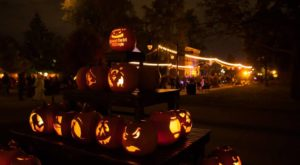 There's Something Positively Bewitching About This Halloween Festival In Michigan