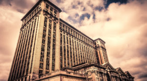 Michigan's Most Famous Abandoned Building Will Soon Be An Epic Haunted House