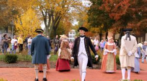 Delaware's Old Fashioned Market Fair Will Make You Feel Like You're Skipping Through Time