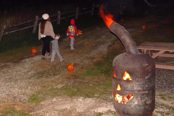 Brillion Nature Center Pumpkin Walk