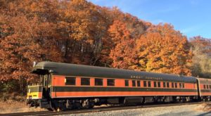 Ride The Rails Through Minnesota Countryside On This Historic Train