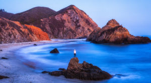 You've Never Seen Anything Quite Like This Stunning Pink Sand Beach Right Here In The U.S.