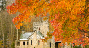 This Dreamy Road Trip Will Take You To The Best Fall Foliage In All Of Greater Cleveland