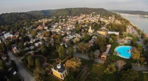 The Quaint Town Near Cincinnati That's Perfect For A Fall Day Trip
