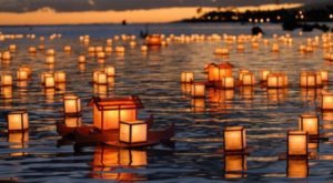 The Water Lantern Festival In New Jersey That's A Night Of Pure Magic