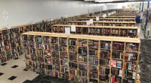 This Enormous Warehouse Of Used Books In Ohio Will Be Your New Favorite Destination