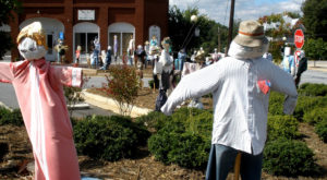 The Unique Scarecrow Festival In Georgia You Won't Find Anywhere Else